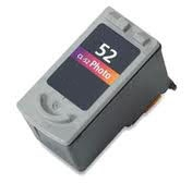 Canon 0619B002 (CL-52) Remanufactured Ink Cartridge - Photo-Color