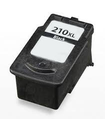 Canon 2973B001 (PG-210XL)  Remanufactured High Yield Ink Cartridge - Black