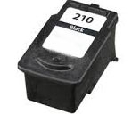 Canon 2974B001 (PG-210) Remanufactured Ink Cartridge - Black