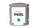 HP C4903AN / C4907AN (#940XL) Remanufactured Ink Cartridge - Cyan