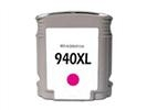 HP C4904AN / C4908AN (#940XL) Remanufactured Ink Cartridge - Magenta