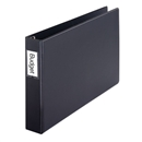 "Premier Easy Open® 11"" X 17"", Locking Slant-D® Ring Binder, 2"", Black"