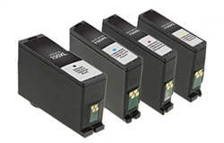 Lexmark 150XL 118020 / 118021 / 118022 / 118023 High Yield Inkjet Cartridges