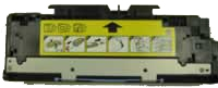 HP Q2672A Remanufactured Toner Cartridge - Yellow