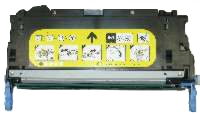 HP Q6472A / 2575B001AA Remanufactured Toner Cartridge - Yellow