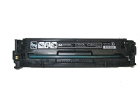 HP CB540A / 1980B001AA Remanufactured Toner Cartridge - Black