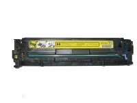HP CB542A / 1977B001AA Remanufactured Toner Cartridge - Yellow