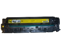 HP CC532A / 2659B001AA Remanufactured Toner Cartridge - Yellow