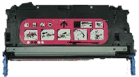 HP Q7583A / 1658B001AA Remanufactured Toner Cartridge - Magenta