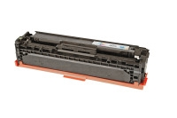HP CE321A Remanufactured Toner Cartridge - Cyan