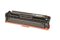 HP CE322A Remanufactured Toner Cartridge - Yellow