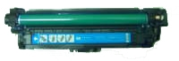 HP CE251A / 2643B004AA Remanufactured Toner Cartridge - Cyan