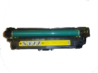 HP CE252A / 2641B004AA Remanufactured Toner Cartridge - Yellow