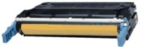 HP Q6462A Remanufactured Toner Cartridge - Yellow