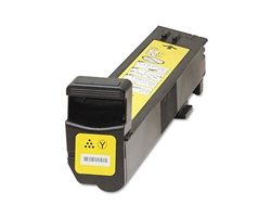 HP CB382A Remanufactured Toner Cartridge - Yellow