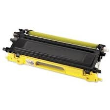 Brother TN210Y Yellow  Remanufactured Toner Cartridge