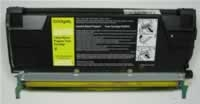 Lexmark C5222YS / C5242YH Remanufactured Toner Cartridge - Yellow