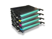Samsung CLP-M660A / CLP-M660B Remanufactured Toner Cartridge - Cyan