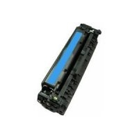HP CE411A Remanufactured Toner Cartridge - Cyan