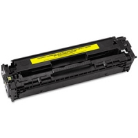 HP CE412A Remanufactured Toner Cartridge - Yellow