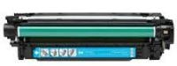HP CE401A Remanufactured Toner Cartridge - Cyan