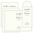 Will Kit, Letter Size, Testament Ledger