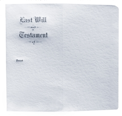 Will Envelope, Side Opening