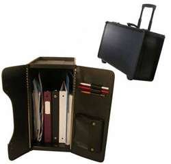 "Stebco Tuffide Document Case on Wheels, 22.25"" Width"