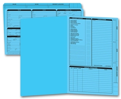 Legal Size Real Estate File Folder
