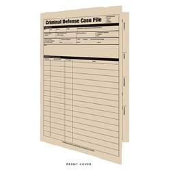 Criminal Defense Case File