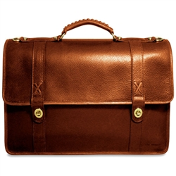 Custom Handmade Briefcase