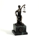 11 inch Lady of Justice Statue