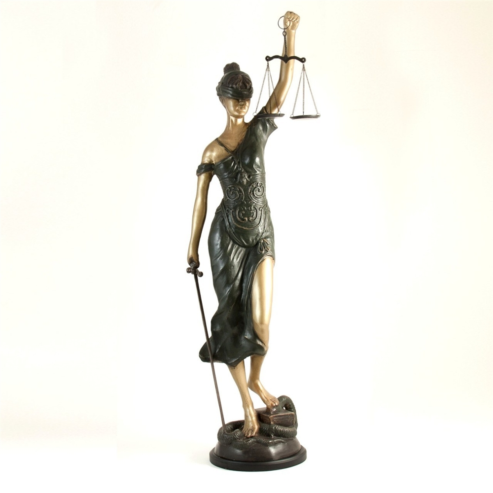 Abogados | Dama de la justicia, Esculturas de arte