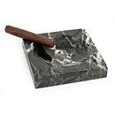 Solid Marble Cigar Ashtray