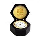 Legal Scale Stanford Desk Clock