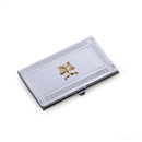 Legal Scale Business Card Holder
