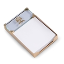 Legal Scale Memo Pad Holder