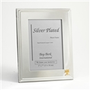 Legal Scale Silver Plated Photo Frame
