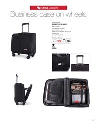 Bugatti Business Case on Wheels 18""
