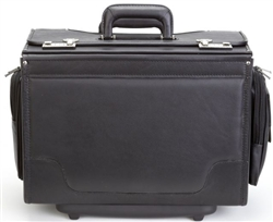 Korchmar Counselor Wheeled Catalog Case