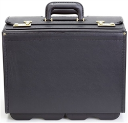 Korchmar Defender Vinyl Wheeled Catalog Case 20""