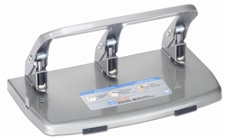 Heavy Duty 40-Sheet 3 Hole Punch