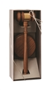 American Walnut Style Director's Gavel Boxed Set