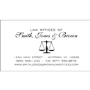 Classic Crest Extra Heavy Wove Engraved Business Cards