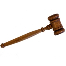 Miniature Gavel