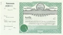 Goes® Kansas Stock Certificates