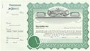 Goes® Massachusetts Stock Certificates