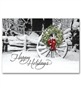 Welcoming Sight Holiday Greeting Cards