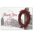 Simply Thankful Holiday Greeting Cards