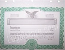Goes® Corporate Stock Certificates KG3